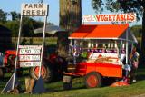 Near Beaverville IN - Farmer Stand