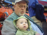 Grandpaw and Little Dunkin