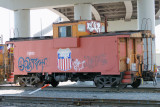 Salt Lake City Yard Caboose