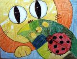 circle imaginations, Wong Shun, age:6