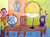 circle imaginations, Kwan, age:6.5