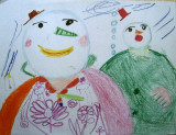 circle imaginations, Sam, age:5.5