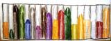 long paper - crayon, Meline, age:7