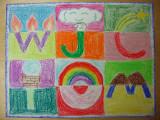 alphabet, Meline, age:8