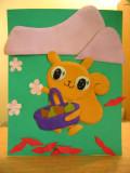 paper art, Meline, age:8