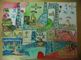 story board, Hugo, age:8