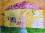 house, Dorina, age:4