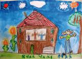 house, Ryan, age:6