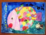 fish, Jasmine, age:4