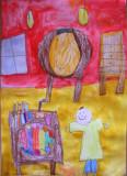 circle imaginations, Callum, age:6