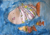 fish, Annie, age:4