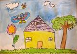 house, Polly, age:6