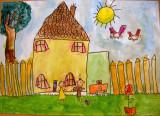 house, Callum, age:6