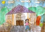 house, Silvia, age:8