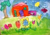 house, Annie, age:4