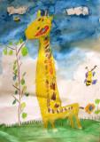 giraffe, William, age:5