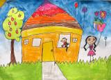 house, Sophia Su, age:5