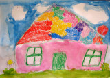 house, Mackinley, age:4.5