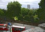 View into the Queen's garden