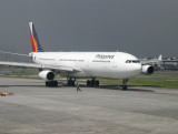 NAIA II Philippine Airlines A-340 F-OHPM