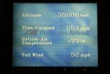 At Flight level 350