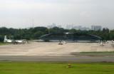 Aguila (Eagle) Grandstand, Villamor Air Base