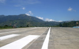 End of Runway 27, Baguio