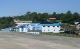 School house, Loakan Airport, Baguio