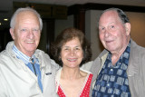Capt Bill Marsh, F/A Tina and Capt James O'Bannon
