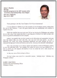 Message from PAL President & COO Jaime J. Bautista