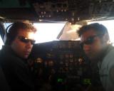 PPM's Ferry Pilots:  Captains Bob & Steve