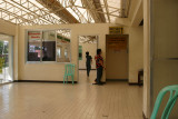 Lobby, Information Counter & PAL Ticketing Office