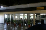 Pre-departure area