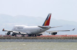 SF Control Tower:   Philippine 905 hold short of 28L.
