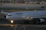 PR001 Presidential Charter flight Manila-San Francisco. Sept 26, 2007.