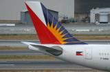 Philippine Airlines Airbus 340-300 F-OHPM