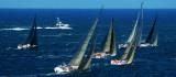 Sailing for Hobart