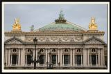 Paris : l'Opera Garnier