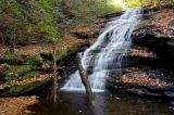 waterfall on Mill Creek 4 - Table Rock State Park