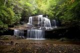 waterfall on Cold Creek 2