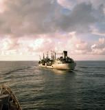 USS Alagash, AO 97 Feb,  1962