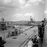 Newport Destroyer pier.