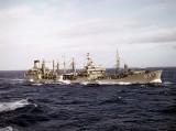 USS  Alagash, Oiler 97  (Feb 1962)