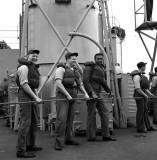 Hugh Purvis sailors