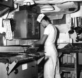Cook on the USS Hugh Purvis, DD 709