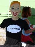 East Nashville tshirts