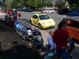 Stroller parade