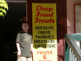 Fried Candybars