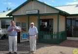 Return flight Exmouth to Perth