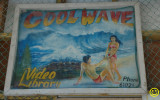 Cool wave video library